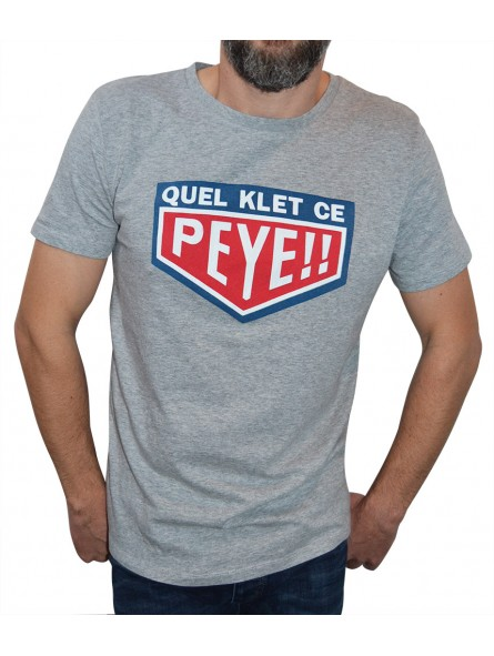 T Shirt Ce Homme Gris Quel Klet PeyeOutlet qUMLSzVpG